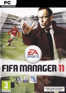 FIFA Manager 2011 (PC) cheap key to download