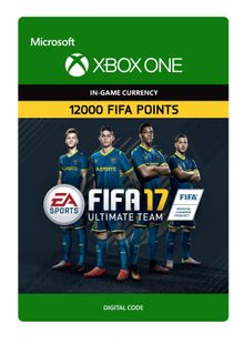 Fifa 17 - 12000 FUT Points (Xbox One) cheap key to download