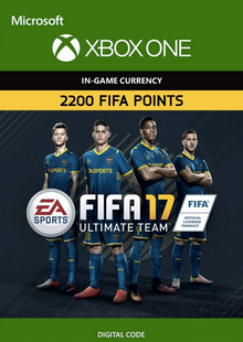 Fifa 17 - 2200 FUT Points (Xbox One) cheap key to download