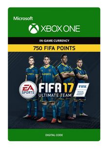 Fifa 17 - 750 FUT Points (Xbox One) cheap key to download