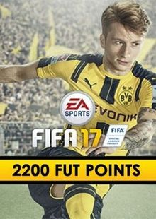 FIFA 17: 2200 FUT Points PC billig Schlüssel zum Download