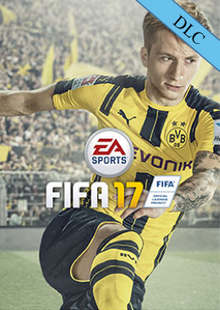 FIFA 17 PC - 5 FUT Gold-Set (DLC) billig Schlüssel zum Download