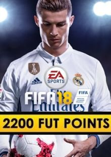FIFA 18 - 2200 FUT Points PC cheap key to download