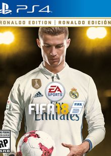 FIFA 18: Ronaldo Edition PS4 US cheap key to download
