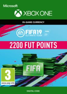 Fifa 19 - 2200 FUT Points (Xbox One) cheap key to download