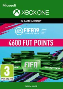 Fifa 19 - 4600 FUT Points (Xbox One) billig Schlüssel zum Download