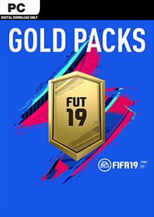 FIFA 19 - Jumbo Premium Gold Packs DLC PC cheap key to download