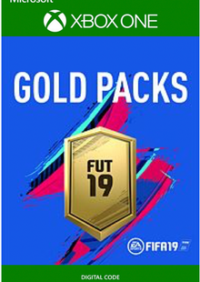 FIFA 19 - Jumbo Premium Gold Packs DLC Xbox One billig Schlüssel zum Download
