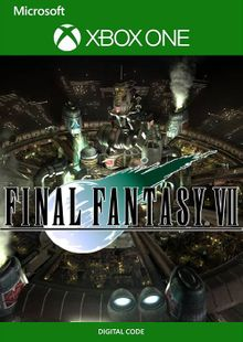 Final Fantasy VII Xbox One (UK) cheap key to download