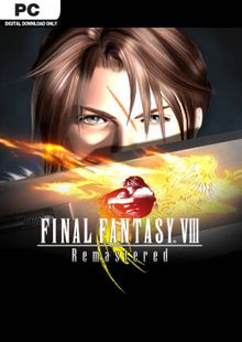 Final Fantasy VIII 8 - Remastered PC cheap key to download