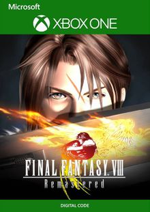 Final Fantasy VIII Remastered Xbox One (UK) cheap key to download