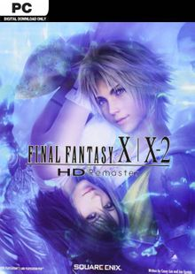 Final Fantasy X/X-2 HD Remaster PC cheap key to download