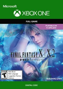 Final Fantasy X/X-2 HD Remaster Xbox One (UK) billig Schlüssel zum Download
