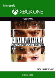 Final Fantasy XV 15 Premium Edition Xbox One cheap key to download