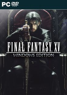 Final Fantasy XV 15 Windows Edition PC clé pas cher à télécharger