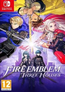 Fire Emblem: Three Houses Switch cheap key to download