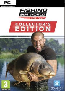 Fishing Sim World 2020 Pro Tour Collector's Edition PC cheap key to download