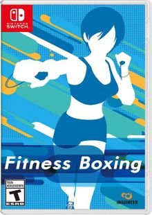 Fitness Boxing Switch (EU) cheap key to download