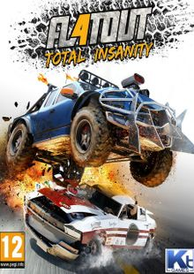 FlatOut 4 Total Insanity PC cheap key to download