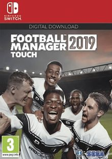 Football Manager Touch 2019 Switch cheap key to download