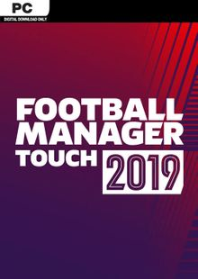 Football Manager Touch 2019 PC (EU) cheap key to download