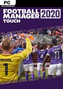 Football Manager 2020 Touch PC (EU) cheap key to download