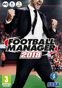 Football Manager (FM) 2018 PC/Mac billig Schlüssel zum Download
