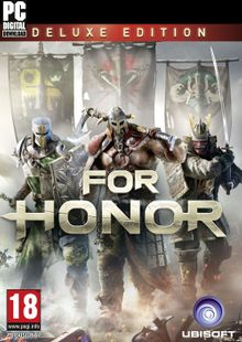 For Honor Deluxe Edition PC cheap key to download