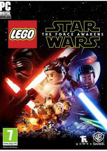 LEGO Star Wars: The Force Awakens PC clé pas cher à télécharger