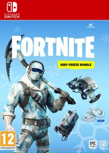 Fortnite Deep Freeze Bundle Switch cheap key to download