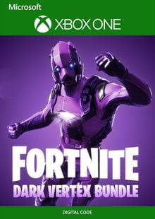 Fortnite Bundle: Dark Vertex + 2,000 V-Buck Xbox One cheap key to download