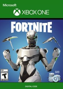 Fortnite Eon Cosmetic Set + 500 V-Bucks Xbox One cheap key to download