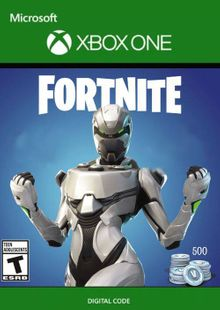 Fortnite Eon Cosmetic Set + 500 V-Bucks Xbox One billig Schlüssel zum Download