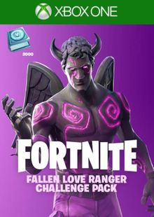 Fortnite - Fallen Love Ranger Challenge Pack + 2000 V-Bucks Xbox One cheap key to download