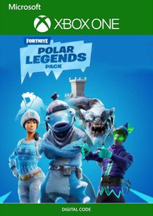 Fortnite - Polar Legends Pack Xbox One cheap key to download