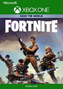 Fortnite: Save the World Standard Founders Pack Xbox One cheap key to download