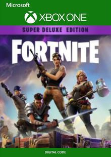 Fortnite - Super Deluxe Founders Pack Xbox One cheap key to download