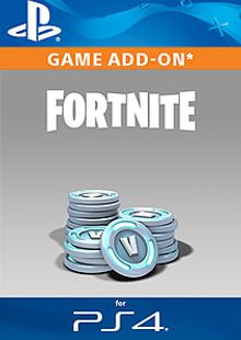 Fortnite - 2,500 ( 300 Bonus) V-Bucks PS4 cheap key to download