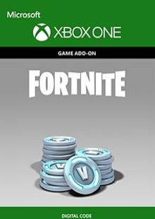 Fortnite - 2500 (300 Bonus) V-Bucks Xbox One billig Schlüssel zum Download