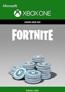 Fortnite - 6,000 (1,500 Bonus) V-Bucks Xbox One cheap key to download