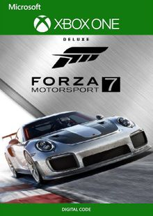 Forza Motorsport 7 - Deluxe Edition Xbox One (UK) cheap key to download