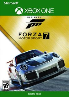 Forza Motorsport 7 - Ultimate Edition Xbox One (UK) cheap key to download