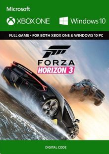 Forza Horizon 3 Xbox One/PC (UK) cheap key to download