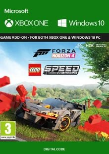 Forza Horizon 4: Lego Speed Champions Xbox One cheap key to download