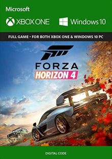 Forza Horizon 4 Xbox One/PC (UK) cheap key to download