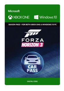 Forza Horizon 3 Car Pass Xbox One/PC - Digital Code cheap key to download