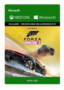Forza Horizon 3 Ultimate Edition Xbox One/PC billig Schlüssel zum Download