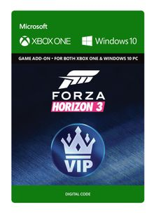 Forza Horizon 3 VIP Xbox One/PC billig Schlüssel zum Download