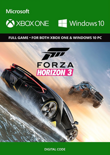 Forza Horizon 3 Xbox One/PC cheap key to download
