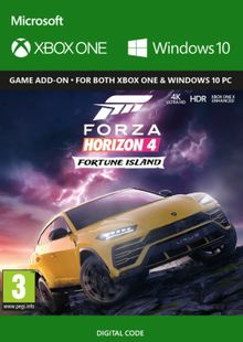 Forza Horizon 4 Fortune Island Xbox One/PC cheap key to download